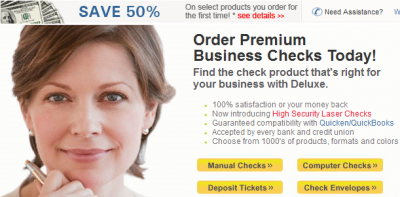 Business Checks Forms Invoices Custom Printed by Deluxe 1304092918725 e1304127182439 Order Business Checks