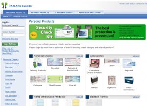 Harland Clarke Business Checks Online Catalog  300x216 Harland Business Checks